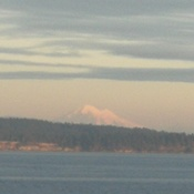 Mt.Baker in the distance