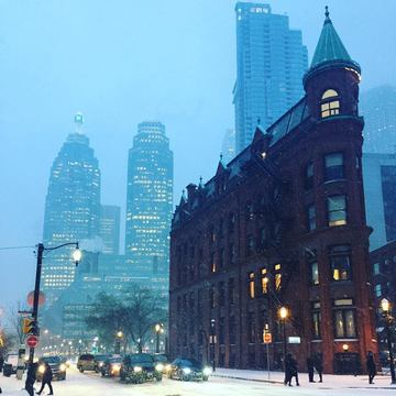 Flatiron (Gooderham) Building – December 11