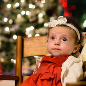 Bethany's First Christmas