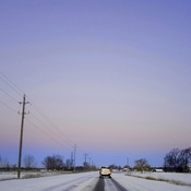 Plank Road ~ Towards Sarnia