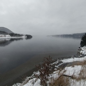 Winter in the Bay of Islands, Newfoundland