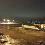 Early morning at YYZ