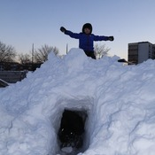 Igloo for kids