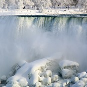 Niagara this Winter.