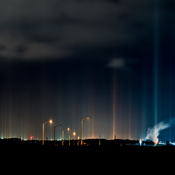 Light Pillars - Mind Blown!