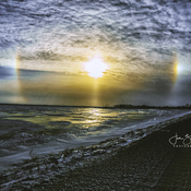Sundogs in Saskatchewan