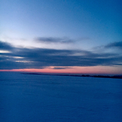 From the ice hut - near Deseronto