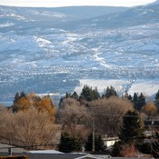 Winter in the Okanagan Valley