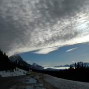 Snowshoeing in Peter Lougheed Provincial Park