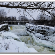 Hog's Back Falls, Ottawa, ON