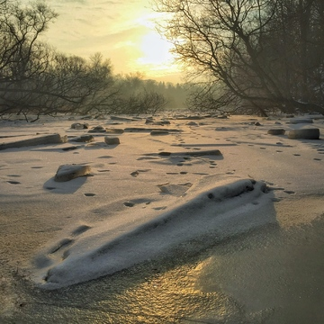Humber River Sunrise