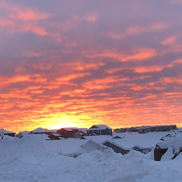 Good Morning from Yellowknife!
