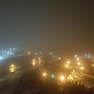 Holy Fog Batman!!! 01/22 03:05