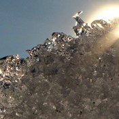Sun & Ice. The melt.