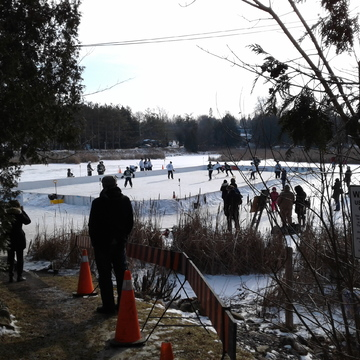 Alton Pond Hockey Tournament