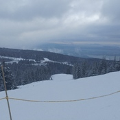 Skiing at Cypress Mountain