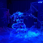 Winterlude Ice Sculptures