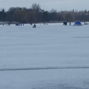 Icefishing @ Frenchman's Bay