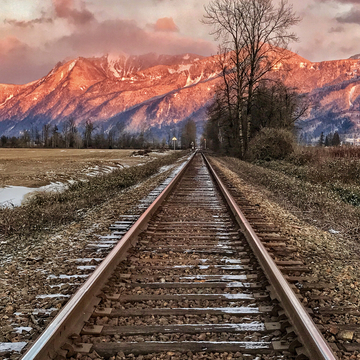 Chilliwack railroad