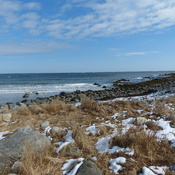Crow's Neck Beach, NS