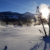 -34 morning in Jasper National Park