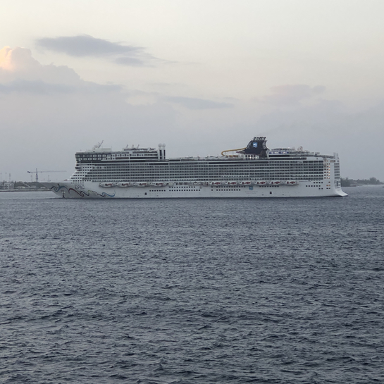 Norweigan Epic George Town, Cayman Islands