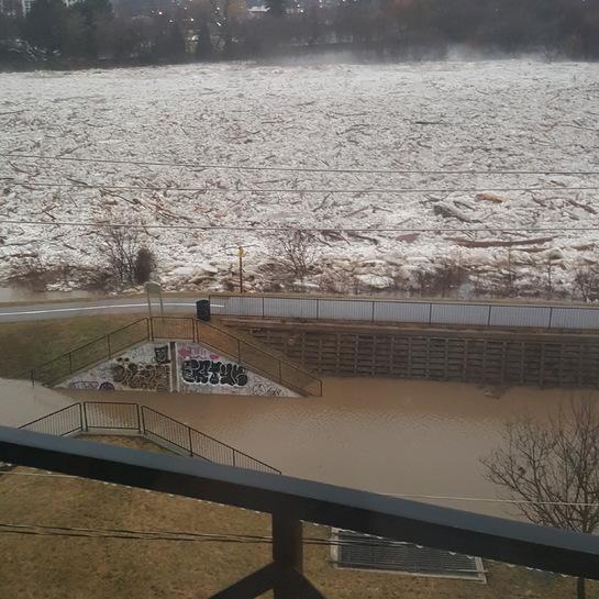 Grand River Brantford, ON