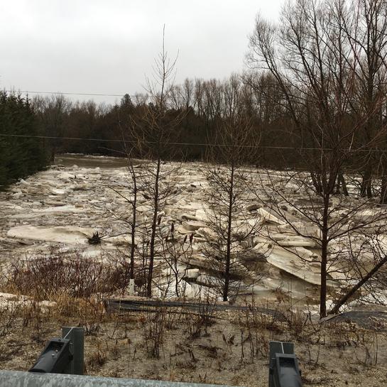 Flood Belwood, Ontario, CA