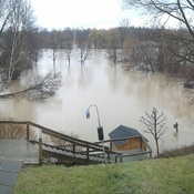 Flooding in London,Ontario