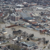 Chatham, Ontario Flooding