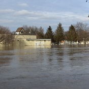 Chatham Thames River flooding