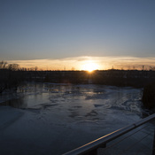 Rideau River Sunset