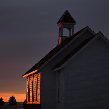 Last Light Country Church