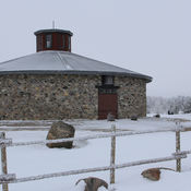 Bell Barn - The Round Stone Barn
