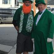 Leprechauns and Irish Spirit