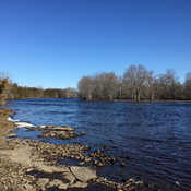 Moira River, Belleville, On