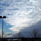 Bedford Basin Beauty Sky
