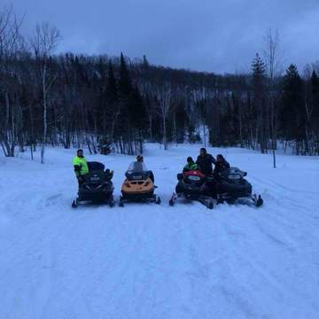 just have fun with skidoo