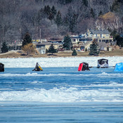 ~ the ice fishing winter colors ~