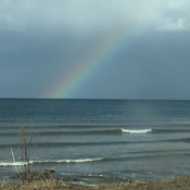 Dominion Beach Rainbow