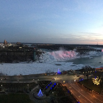 Beautiful Niagara Evening