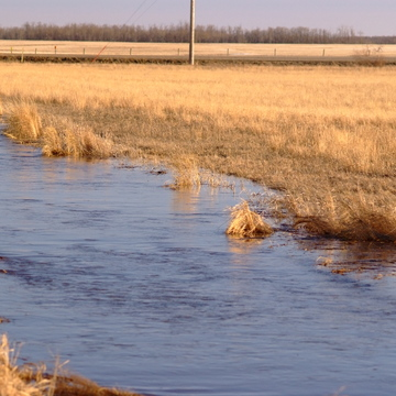 Leduc County Melt Waters
