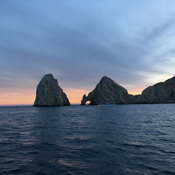 Sunset Sea Of Cortez