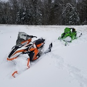 Fun in the snow