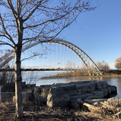 Humber Bay Bridge - Etobicoke