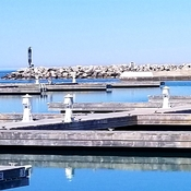 Port Elgin Harbour.