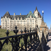 Beautiful day in Ottawa