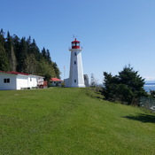Quadra Lighthouse