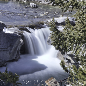 Elbow Falls, KANANASKIS Country