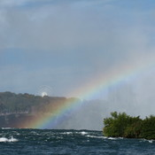 Rainbow over the Falls
